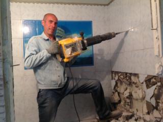 Прокат перфораторы отбойные молотки бетоноломы услуги бетоновырубка