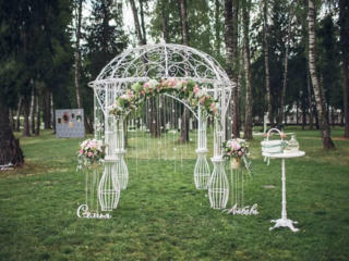 ООО Шанстал- изготовление арок, подставок для цветов, скамеек, беседок