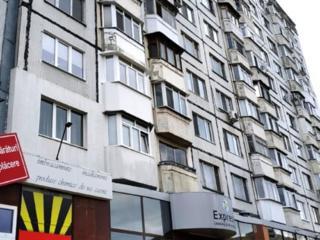 Apartament cu 3 camere, etajul 2, bd. Moscova, 20.