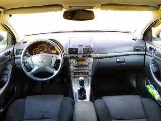 Велюровый САЛОН на Тойоту Авенсис Т25 (2003-2008 г. в. )