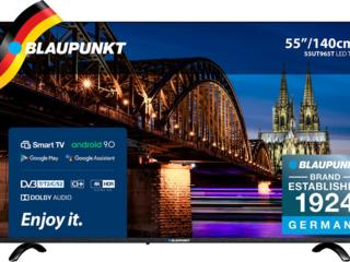 "Blaupunkt 55UT965 / 55"" LED 4K Ultra HD Smart TV Android 9.0 /"