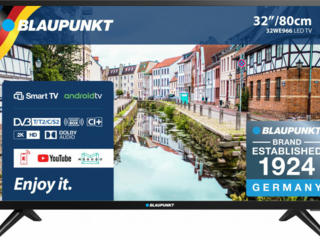"""Blaupunkt 32WE966 / 32"""" LED HD Ready Smart TV Android 8.0 /"""