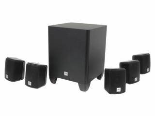 JBL Cinema 510 / 5.1 / 160W / NO Amplifier /