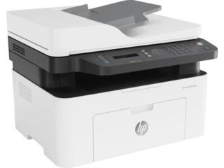HP LaserJet Pro 137fnw MFP A4 /