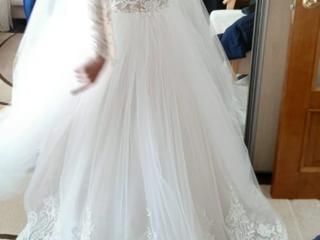 Свадебное и выпускное платья