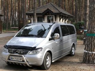 Пассажирские перевозки по Одессе, аренда микроавтобуса на 8 мест