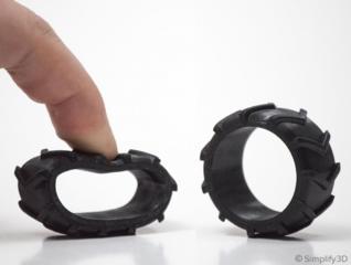 Пластиковые изделия, прокладки резиновые масло-бензостойкие на заказ