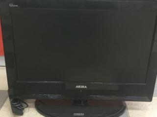 Продам ТВ AKIRA cо встроенным DVD 1000 руб.