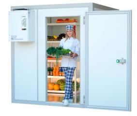 Промышленное холодильное оборудование.