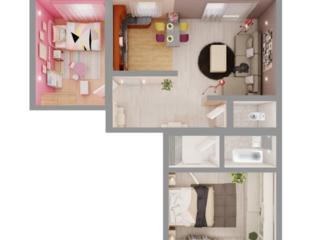 3-комнатная квартира 92 кв. м в новострое 19.990 $!!!