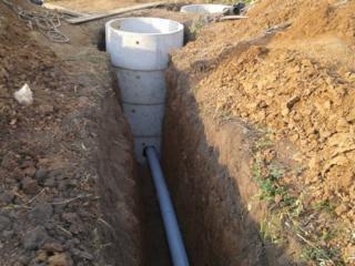 Копаем! канализации траншеи водопровод погреба фундаменты! оперативно!