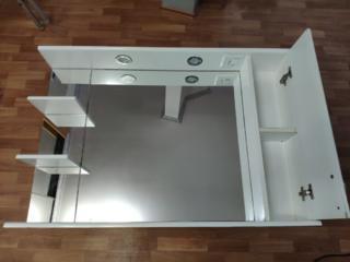 Зеркало шкафчик в ванную