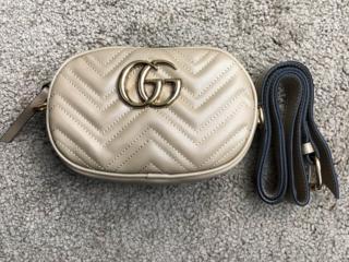 Женская сумочка косметичка Gucci