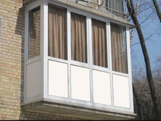 Ремонт и переделка Вашего балкона и лоджии на любом этаже.