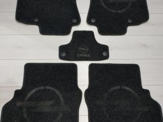 Ворсовые коврики Opel Zafira A