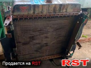 Радиатор Т-150 б/у