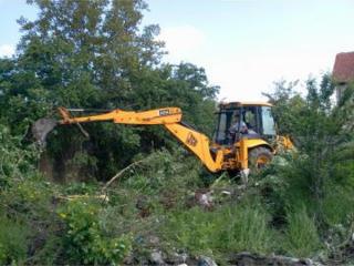 Lucrari de excavatii demolari construcții defrisare livezilor viilor