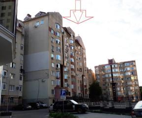 Chirie - apartament cu 3 odai in Centru, linga Ambasada Rusiei