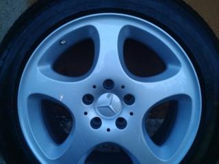 Продам диски Mercedes + резина