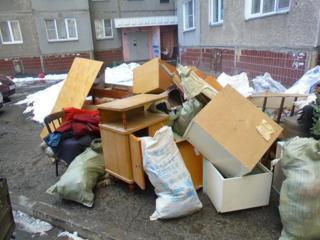 Выполняю одноразовые работы + вывоз мусора
