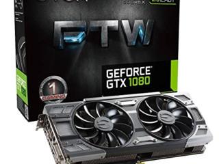 EVGA GeForce GTX 1080 FTW GAMING ACX 3.0 (08G-P4-6284-KR)