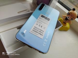 Redmi Note 8 3/32Gb Белый (White) VoLTE IDC 4G, доп. чехол