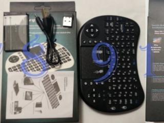 Продам новую в упаковке мини клавиатуру с тачпадом