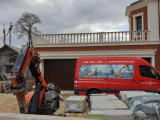 Servicii excavatoare
