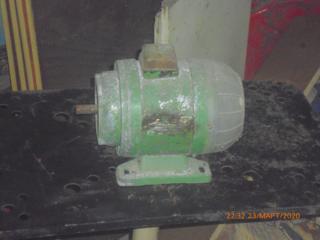 Электродвигатель 3-ф