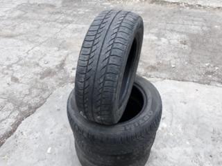 Продается комплект резины Hankook R15*195*60 и Michelin 2шт 215*65