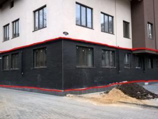 Угловая квартира с пристройкой, Владимиреску. 1/10 196 м2, под бизнес.