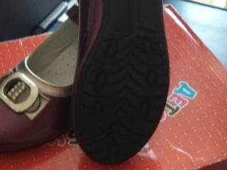 Детские, кожаные туфельки, размер 32.