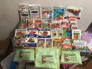 Весь спектр товаров для сада и огорода