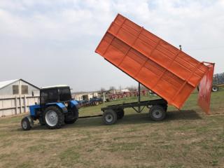Прицеп тракторный 2ПТС-4 самосвальный меняю на зернопосевной материал