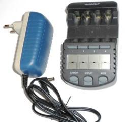 Профессионaльное зарядное LA CROSSE BC-9009 (Alha Power) - ORIGINAL