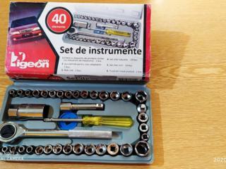 Набор инструментов 40 единиц б/у