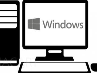 Установка Windows и софта - от 150 лей - Выезд на дом