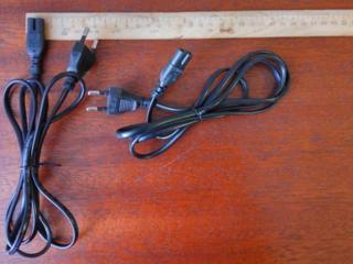 Кабель питания для эпилятора, воскоплава, электробритвы, радиоприемника