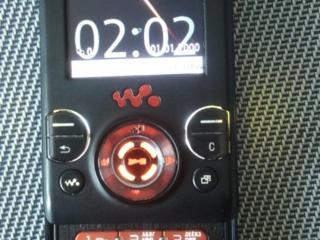Продам спортивно-музыкальний Sony Ericsson W580i
