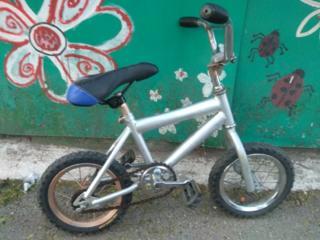 Детский велосипедик, хорошее состояние, новые покрышки
