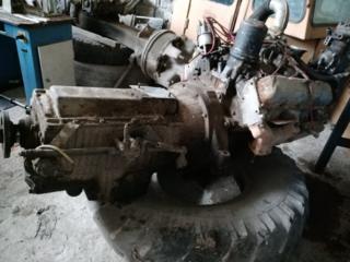 Двигатель Зил, Урал - 375, КПП