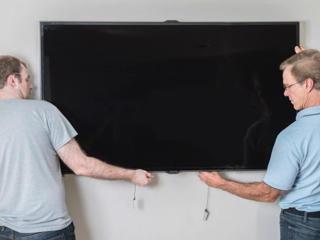 Кронштейны для телевизоров, suporturi tv, montare TV. Установка TV