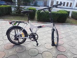 Продам велосипед складной, электро без аккумулятора