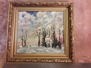 Продам картины (холст, масло, молдавские художники)
