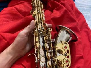 Сопрано-саксофон Yanagisawa