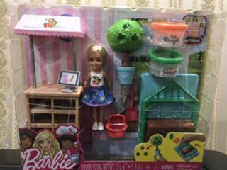 Barbie Garden Playset with Chelsea