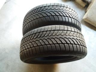 Шины зимние пара 255/55 R18 Bridgestone Blizzak на TOUAREG, AUDI Q7,X-6