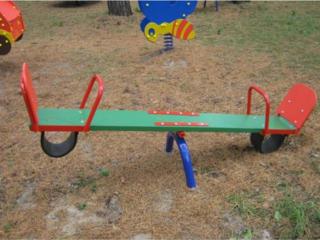 Качели -балансир для детских площадок. В наличии.