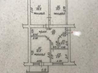 Продается 3-ех комнатная квартира в районе Военкомата