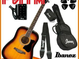 """Гитара вестерн IBANEZ V50NJP VS SNB - набор в М. М. """"РИТМ"""""""